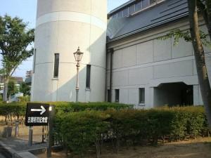 古関裕而記念館外観