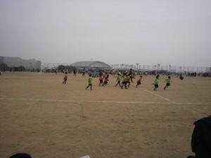 サッカー大会
