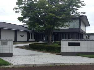 先人記念館