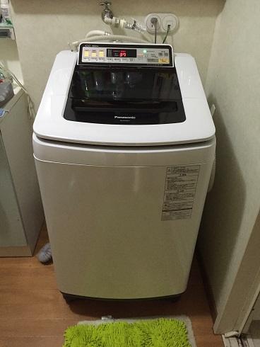 漏電ブレーカートラブルの顛末と新しい洗濯機