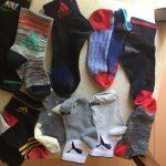 育児あるある:靴下の片割れたくさん