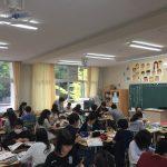 授業参観:長男(平成29年9月)