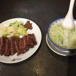 ダイエット湯治旅の締めは牛タン