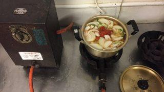 湯治と脂肪燃焼スープダイエットスタート