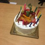 誕生日:長男(平成30年)