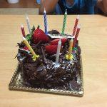 誕生日:次男(平成30年)