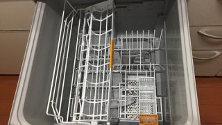 食洗器と水栓交換