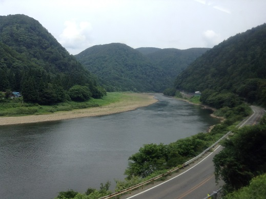 鶴岡から山形経由滑川温泉へ
