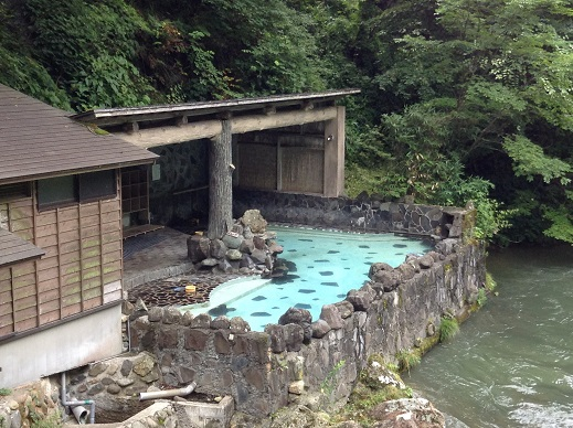 「忘却のサチコ」と大沢温泉