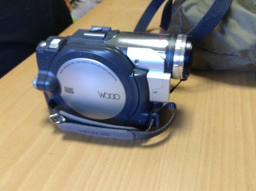 ビデオカメラ比較検討中