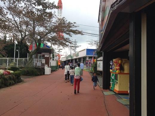 生駒山上遊園地の紹介