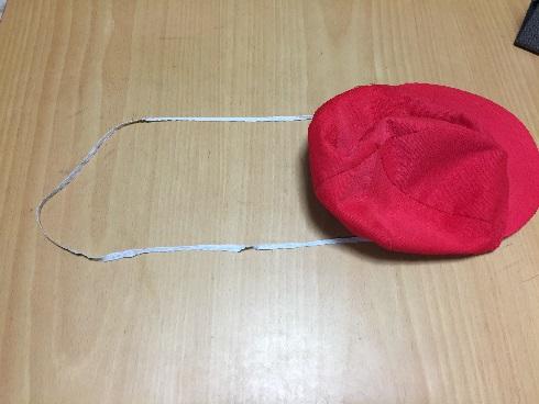 赤白帽の惨状:次男