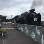 長男と京都鉄道博物館へ