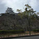 日曜日に早朝から姫路へ