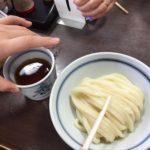 讃岐うどん店ハシゴ(令和元年6月)