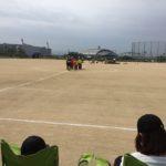 サッカー大会は4位で悔し泣き:次男(令和元年6月)