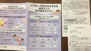 インフルエンザA型発症:長男(令和元年)