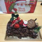 クリスマスイブはケーキとごちそう(令和元年)