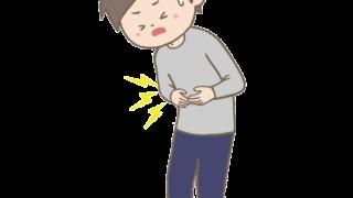腹痛で学校休む:長男