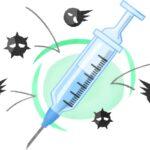 コロナワクチン接種で39℃の高熱:ママ