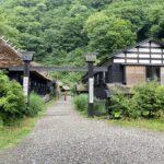 秘湯鶴の湯温泉に宿泊